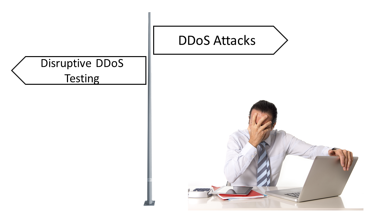 DDoS Attacks & Traditional DDoS Testing