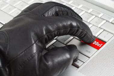 DDoS-Keyboard-Glove